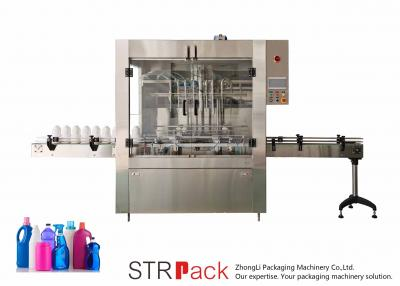 Automatic Bottle & Liquid Filling Machine