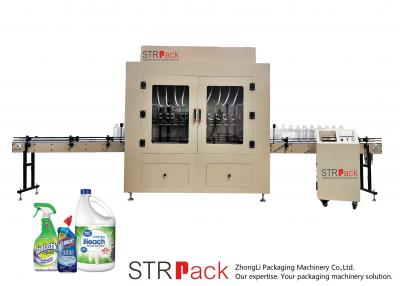 Bleach Products Liquid Filling Machine